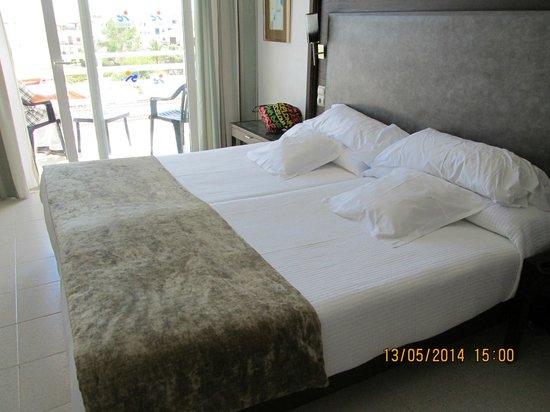 OLA Hotel El Vistamar: Our Room