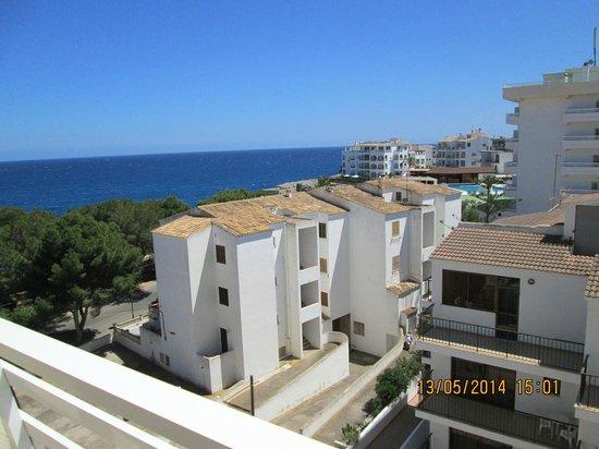 OLA Hotel El Vistamar: view from balcony