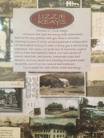 Lizzie Keays: Wonderful old photos and description of the restaurant