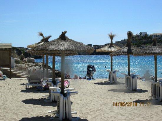 OLA Hotel El Vistamar : beach - fantastic