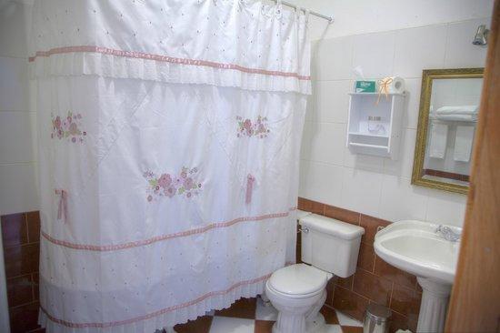 Hotel Boutique Acontraluz : Bathroom