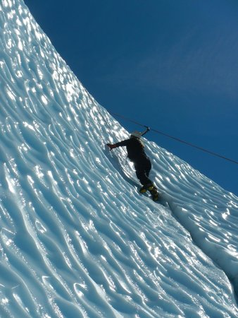 Mica Guides : Going up