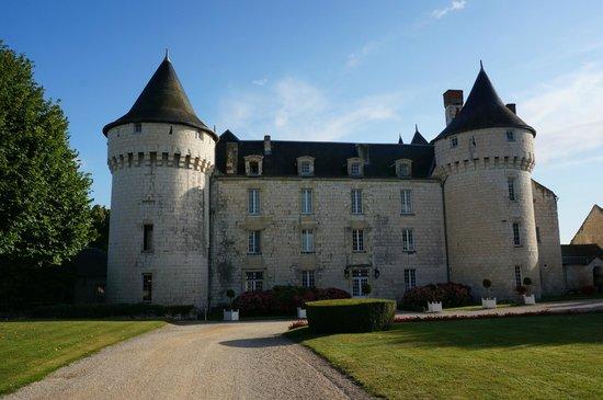 Chateau de Marcay: Main château building