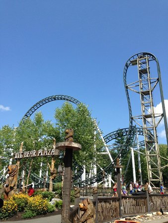 Untamed @ Canobie Lake Park & Untamed @ Canobie Lake Park - Picture of Canobie Lake Park Salem ...