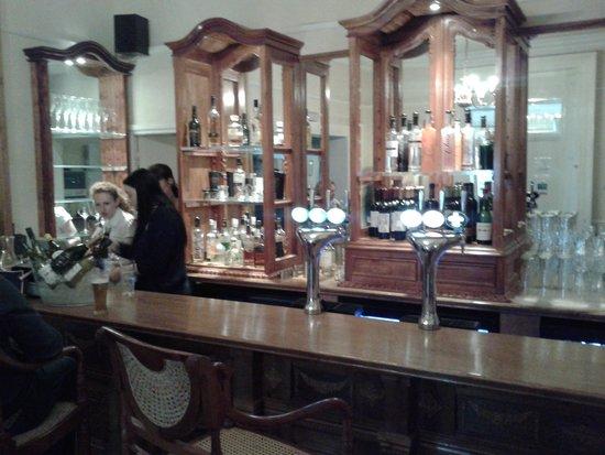 The Pinnacle: A nice bar