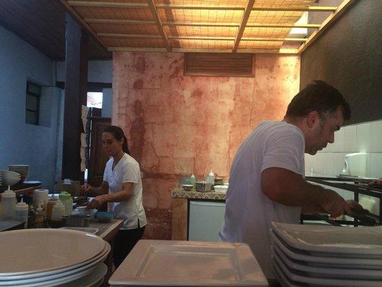 Izakaya : Chef owner Lorena