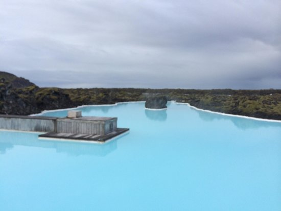 Blue Lagoon Iceland: Le petit plus: réserver un séjour au Clinic Hotel pour avoir accès à un petit Blue Lagoon privé.