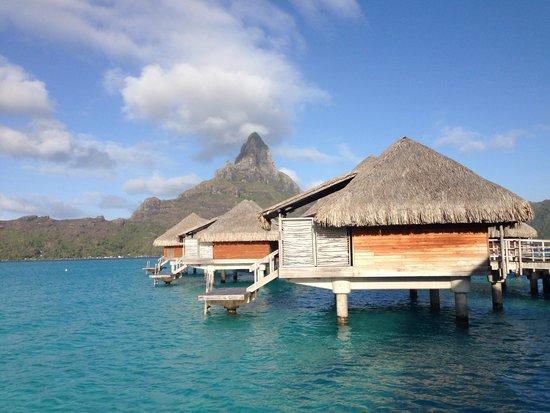InterContinental Bora Bora Resort & Thalasso Spa: Our room