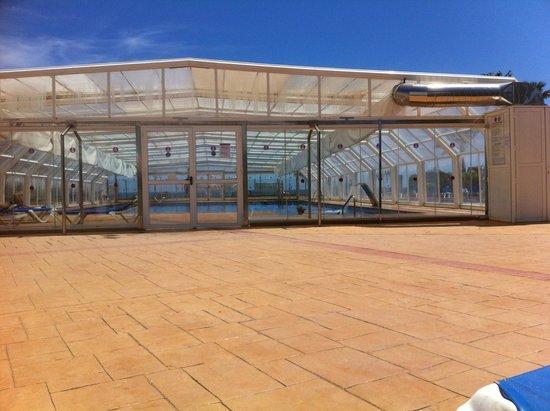 Servigroup Marina Playa: Piscina  climatizada