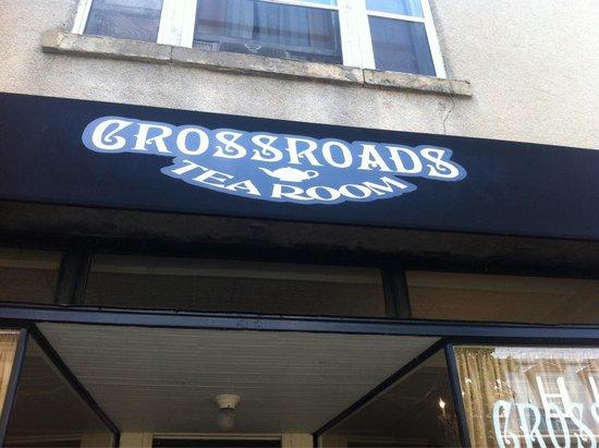 Crossroads Tearoom : Delicious !