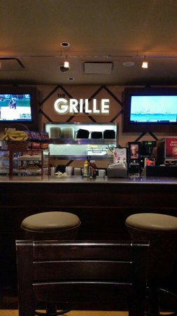 Golden Nugget Hotel: The Grille