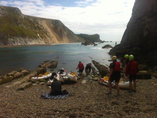 Jurassic Coast Activities: A well-deserved break