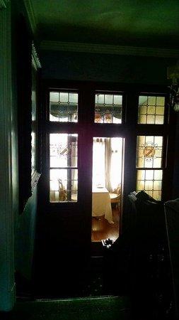 Belvedere Mansion : Sitting room on landing