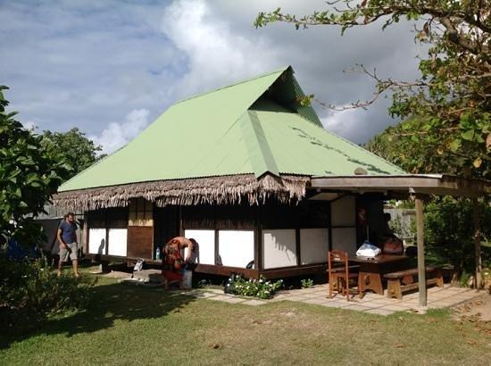 Le Village Faimano: Notre bungalow