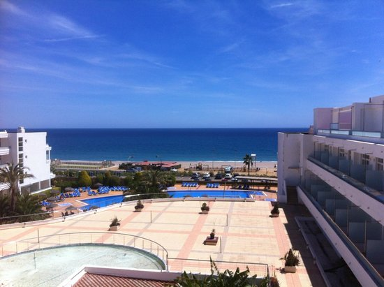 Servigroup Marina Playa: vistas