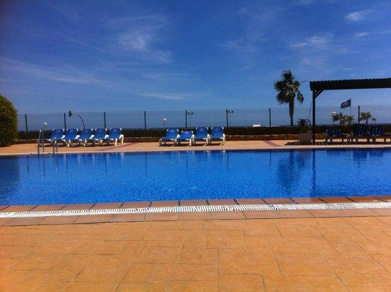 Servigroup Marina Playa: Una de las piscinas