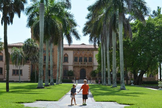 The Ringling: home