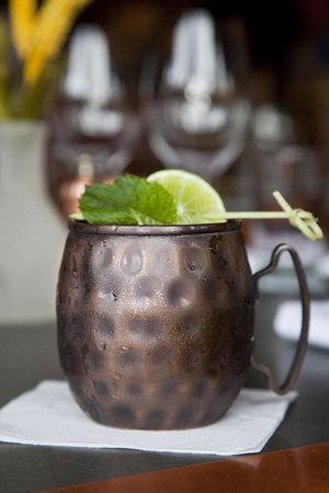The Overlook: Moscow Mule