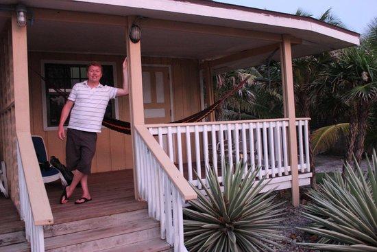 Seagrape Plantation Resort: Our bungalow