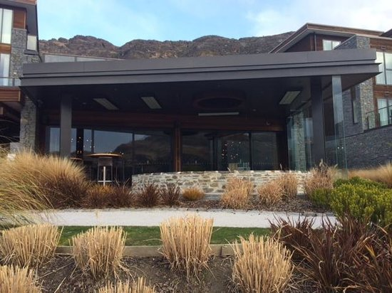 Hilton Queenstown Resort & Spa: Hotel