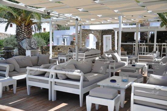 Alexandros Hotel: pool area