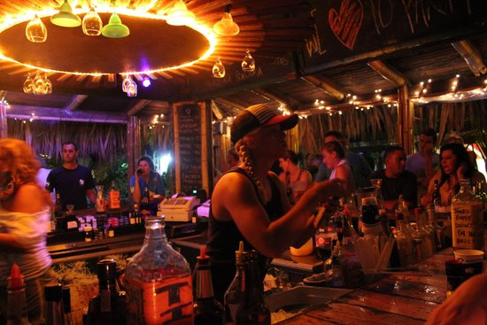 Seagrape Plantation Resort: Sundowners