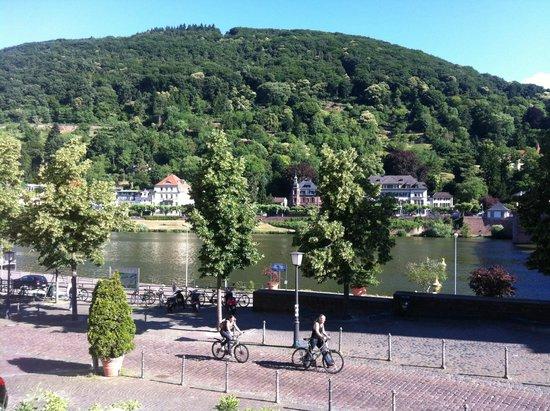 Hotel Hollaender Hof : Vista desde la habitación