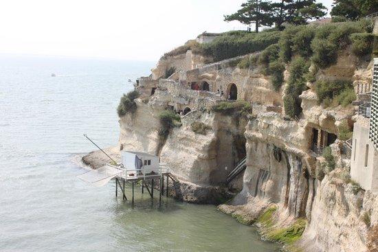 Grottes de Regulus et des Fontaines : Vue globale