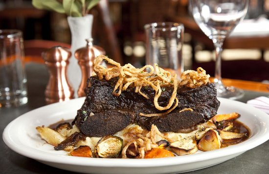 The Overlook: Braised Short Ribs