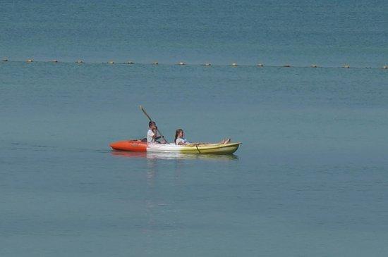 Pullman Phuket Panwa Beach Resort : Canoeing available