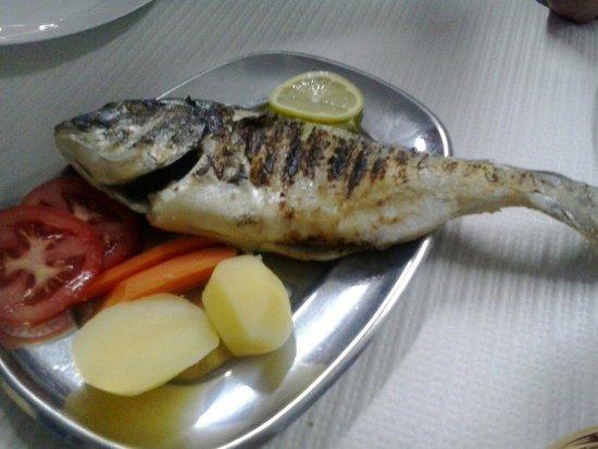 Restaurante Rio Mondego : Orata