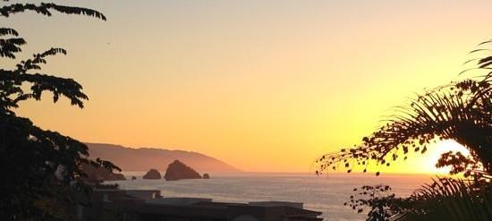 Garza Blanca Preserve, Resort & Spa: Garza sunset
