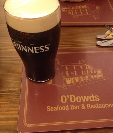 O'Dowds of Roundstone : Good Guinness