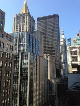 Carlton Hotel, Autograph Collection: View from our room