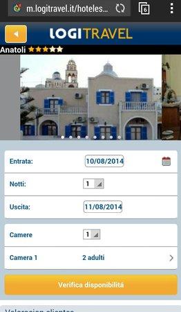 Anatoli Hotel: testimonianza collaborazione hotel anatoli con logitravel