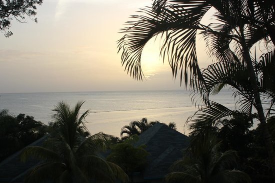 Turquoise Bay Dive & Beach Resort: View from room