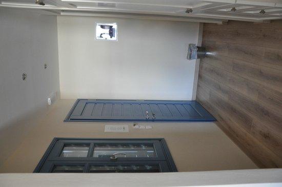 Alexandros Studio Apartments: our room