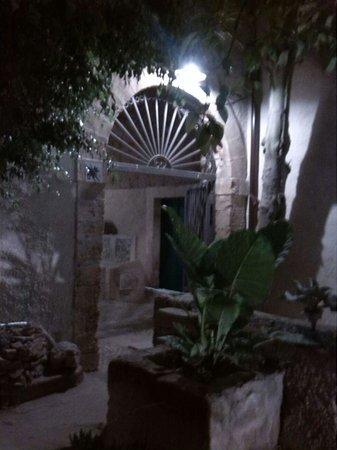 Baglio Siciliamo Country House: ingresso
