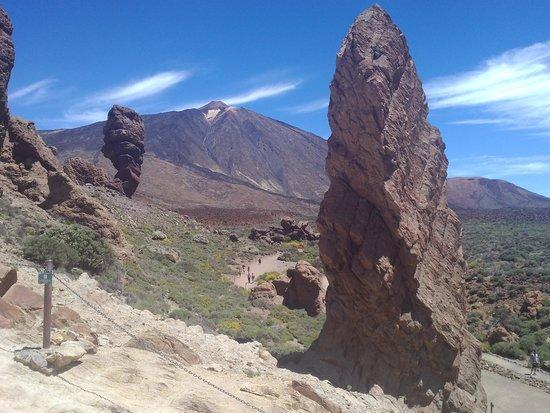 Ténérife, Espagne : El Teide