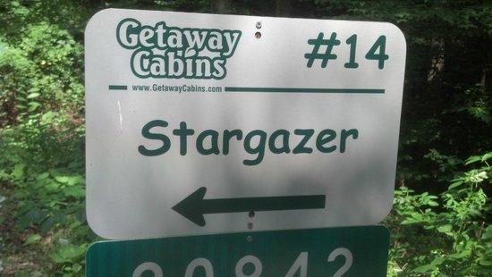 Getaway Cabins: Cabin #14