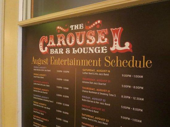 Hotel Monteleone: Carousel Bar & Lounge