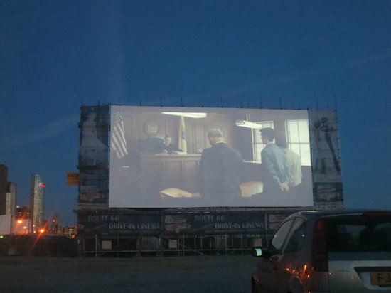 Route 66 Drive In Cinema