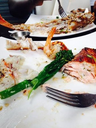 Fat Tuna Grill & Oyster House : everything was awesome
