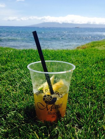 Hyatt Regency Maui Resort and Spa: Mai Tais