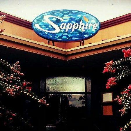 Sapphire : Beautiful!