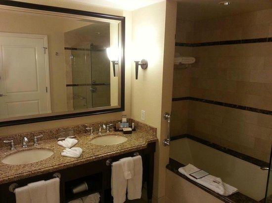 Thunder Valley Casino Resort : Bathroom