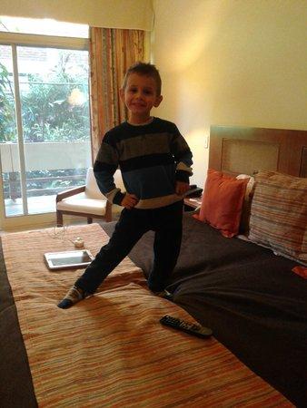 Raices Esturion Hotel : La habitación 119