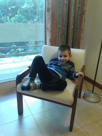 Raices Esturion Hotel: Un descanso