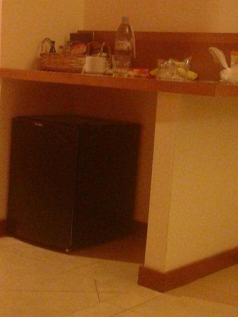 Raices Esturion Hotel: mini bar