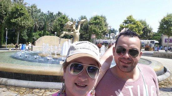 PortAventura Caribe Aquatic Park: Hola